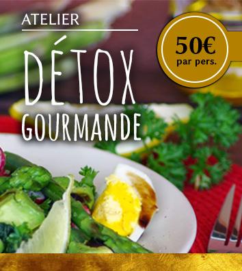 Atelier Détox Gourmande│Spa SENTOSA