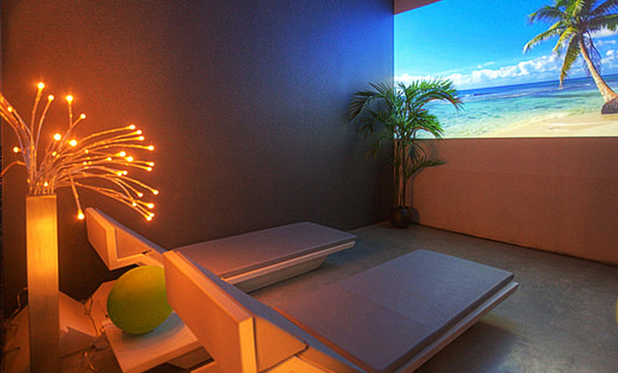 Espace privatif biola sauna hamman spa sentosa for Espace de relaxation