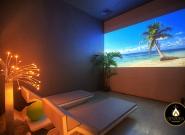 Espace de relaxation sensorielle de l'espace Biola - Spa SENTOSA
